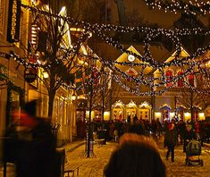 Beautiful Christmas Lights Around the World: Gothenburg, Sweden
