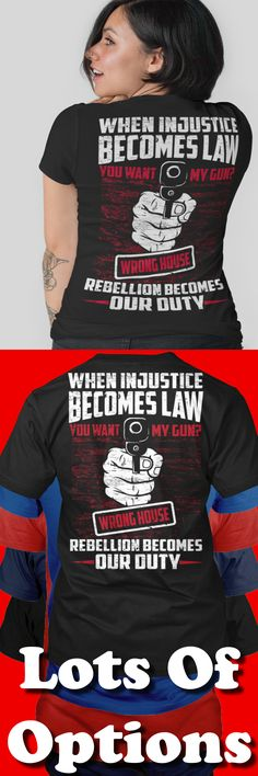 Gun Rights Shirt: Do You Support Gun Rights? Wear Gun Rights Shirts? Great Gun Rights Gift! Lots Of Sizes & Colors. Like Gun For Protection, 2nd Amendment and Gun Rights Shirts? Strict Limit Of 5 Shirts! Treat Yourself & Click Now! https://teespring.com/DG74-428