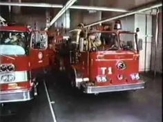 This is a rare series by Irwin Allen about L.City fire task force one of my favorite series of the i spliced this sequence for time and not to be m. Tv Theme Songs, Tv Themes, Nbc Tv, Vintage Tv, Cartoon Shows, Police Cars, Fire Trucks, Tv Series, All About Time