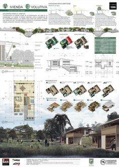 Print # Image 6 of 10 Gallery proposals Argentina, Colombia and Brazil top of the TIL Second place awarded. Image Courtesy of TIL 2015 Architecture Concept Drawings, Study Architecture, Cultural Architecture, Architecture Portfolio, Sustainable Architecture, Japanese Architecture, Presentation Board Design, Architecture Presentation Board, Architectural Presentation