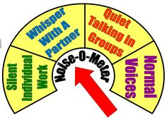 Best Third Grade Classrooms | FREE MISC. LESSON - Noise-O-Meter Metre (both spellings)