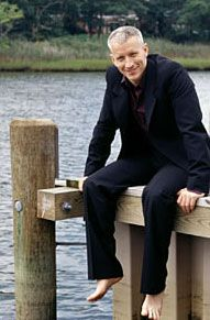 Anderson Cooper.  Women love an intelligent man who knows how to enjoy the simple things in life...