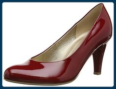 Gabor Shoes 25.210.75 Damen Pumps, Rot (cherry patent), EU 39 (UK 6) - Damen pumps (*Partner-Link)