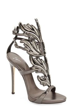 Giuseppe Zanotti 'Cruel' Wing Sandal (Women) (Nordstrom Exclusive) available at #Nordstrom