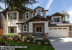 Craftsman With Stunning Open Layout