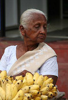 I don't like bananas - , Southern- Sri Lanka