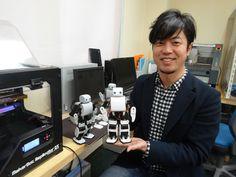 PLEN2, the world's first printable open-source humanoid. by PLEN Project Committee — Kickstarter