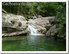 Cachoeira do Barata, Amajarì