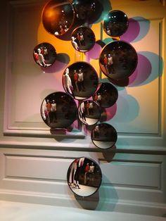 "Saks Fifth Avenue NY, ""Mirror, Mirror on the Wall........"", close-up, Ton van der Veer"
