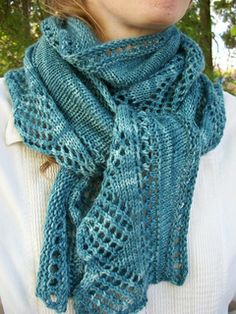 Marrowstone Shawl - I've seen this and it's really pretty.