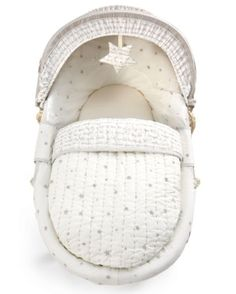 Millie & Boris Moses Basket From Mamas and Papas