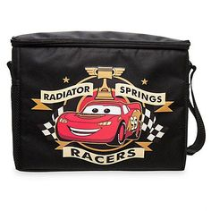 Nice Cars accessories 2017: Radiator Springs Racers Lunch Cooler - Cars...  Current & Vintage Lunch Boxes Check more at http://autoboard.pro/2017/2017/08/24/cars-accessories-2017-radiator-springs-racers-lunch-cooler-cars-current-vintage-lunch-boxes/
