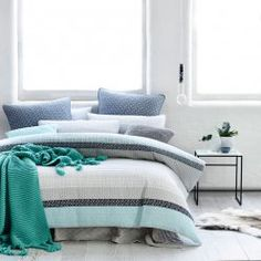 Home Republic Alto Quilt Cover, quilt covers, doona covers