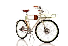 Faraday electric bicycle, designed by former mechanical engineer of Ideo | funded via Kickstarter