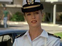 Lt Cmdr Jordan Parker (portrayed by Susan Haskell)