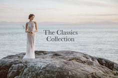 The Classics Collection Wedding Dress Shopping, Wedding Dresses, Wedding Photography Inspiration, Boho Bride, Traditional Wedding, Bridal Collection, Photo S, Fit And Flare, Classic