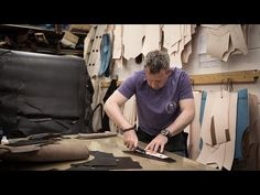 The Making of the Barbour International x Triumph Collection - YouTube