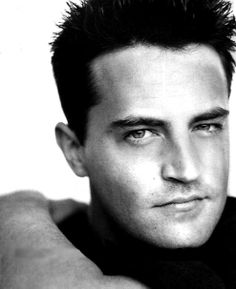 Mathew Perry , he's roll as chandler bing at Friends Tv series and he's my favorite and #1 inspiration as a comedienne and series actor