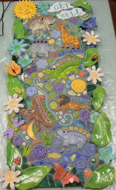 Mosaics - impressive body of work!