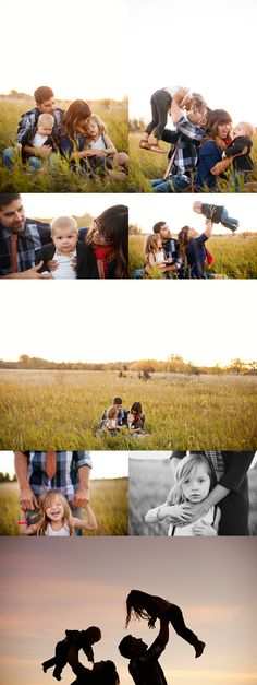 someday I will make my own family photoshoot as cute as it. love it ;)