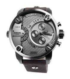 Sale Preis: Diesel Herren-Armbanduhr XL Chronograph Quarz Leder DZ7258. Gutscheine & Coole Geschenke für Frauen, Männer und Freunde. Kaufen bei http://coolegeschenkideen.de/diesel-herren-armbanduhr-xl-chronograph-quarz-leder-dz7258