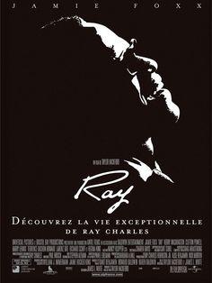 """Extrait du film """"Ray"""" de 2004 avec Jamie Foxx dans la peau de Ray Charles (Oscar du meilleur acteur en 2005). #RayCharles."""