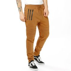Joggersit - Slim with Large Biker Yokes