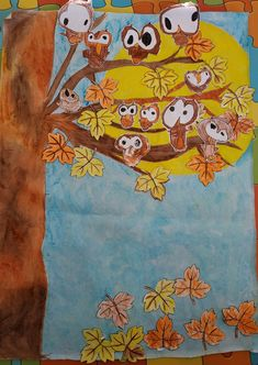 Mural que hicieron los niños de 3 y 4 años Snoopy, Fictional Characters, Art, Art Background, Kunst, Performing Arts, Fantasy Characters