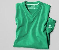 T-shirt, green
