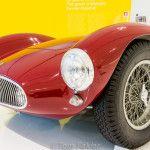 Museo Enzo Ferrari–Cars as art in Modena, Italy