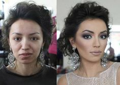 The Transformational Power of Make Up
