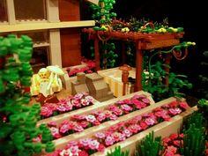 Shenandoah house: A LEGO® creation by Boise Bro : MOCpages.com