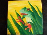 Acrylmalerei - Kunsthandwerk Sichtigvor