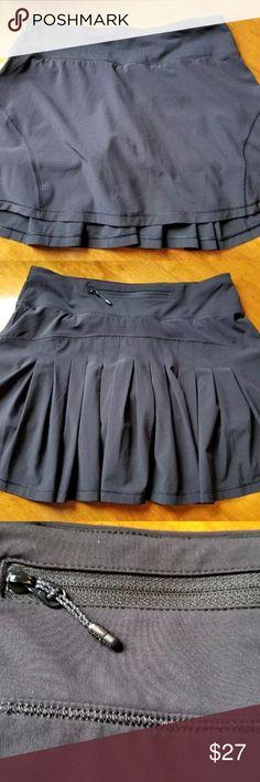 026d421d29d I just added this listing on Poshmark: Lululemon black circuit breaker skirt  4. #