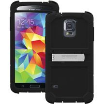 Trident Samsung Galaxy S5 Kraken AMS Series Case. I just ordered one of these from Amazon, since my $60 Otterbox is already wearing out after only a month of use. Hopefully this case holds up better.
