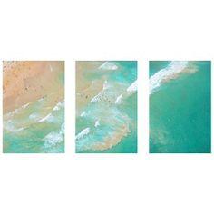 Australia Ocean Triptych