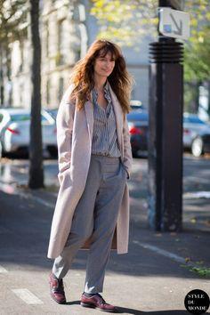 StyleDuMonde.com_Caroline de Maigret_Oxfords_Derbies_Brogues_Veterschoen_StreetStyle