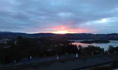 Everyday Bergen: Winter Sunrise