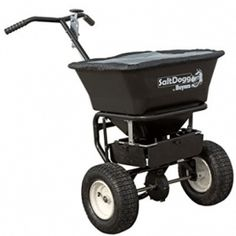 SaltDogg walk behind salt spreader is perfect for keeping your driveway and sidewalks safe during winter. The cu. Poly Hopper holds up to 100 lbs. of ice melt or bagged salt. The spreader has Expanded Metal, Walk Behind, Cubic Foot, Tractor Supplies, Removal Tool, Wheelbarrow, Steel Frame, 3 D, Salt