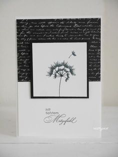 Stampin with Beemybear: Inspire Your Day, Stampin' Up, Trauerkarte, Partyballons