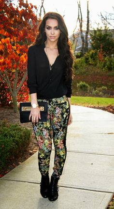 3 Fall Fashion Ideas Part 2! | the Fashion Bybel   Love everything about her!