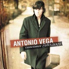 """Canciones 1980-2009 de Antonio Vega. Ese paréntesis de tiempo nos dice que las canciones de Antonio Vega acompañaron al menos a dos generaciones de jóvenes. Un disco para los nostálgicos de la """"movida"""" y para los que crecieron oyendo su música."""