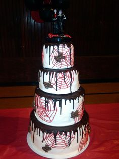 Halloween Wedding Cakes - Bing Images