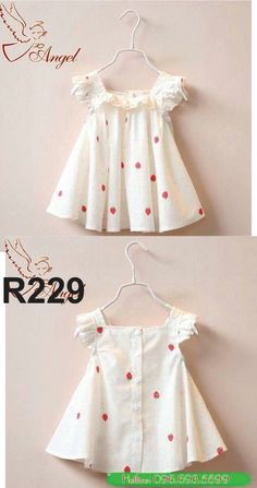 Frocks For Girls, Kids Outfits Girls, Cute Outfits For Kids, Toddler Girl Dresses, Baby Girl Dress Patterns, Baby Clothes Patterns, Sewing Patterns, Baby Frocks Designs, Kids Frocks Design