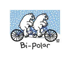 wahah bipolar twins?                                                       …