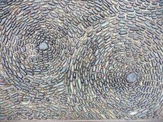 Jeffry Bale's mystical grey rocks