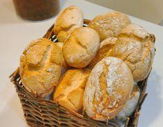 Pan rápido con y sin gluten con Thermomix