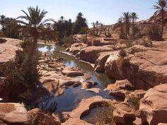 Goulmima Oasis, Morocco