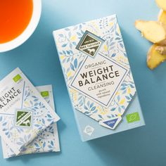 The deep mellow flavor of the Pu-erh tea from the Yunnan Province combined with a spicy fresness. A perfect balance of flavors that will bring you in harmony with your true self. Herbal Detox, Pu Erh Tea, Tea Brands, Design Packaging, My Cup Of Tea, Cleanse, Herbalism, Spicy, Tea Cups