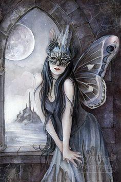 ☆ Island of Mists :¦: By Artist Janna Prosvirina ☆ ~☆~